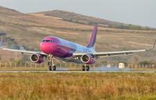 Wizz Air lansează o rută nouă spre Marea Britanie: Cluj-Londra Gatwick