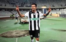 Pablo Ceppelinii a intrat în joc în minutul 45 şi a marcat 10 minute mai târziu golul victoriei cu Pandurii din sferturile Cupei României / Foto: Dan Bodea