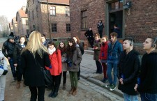 Juniorii Clujului, Speranțele Cetății, în vizită Auschwitz-Birkenau