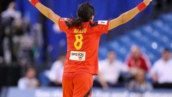 """Cristina Neagu a fost desemnată """"Cel mai bun inter dreapta"""" la turneul final al Campionatului European din acest an"""