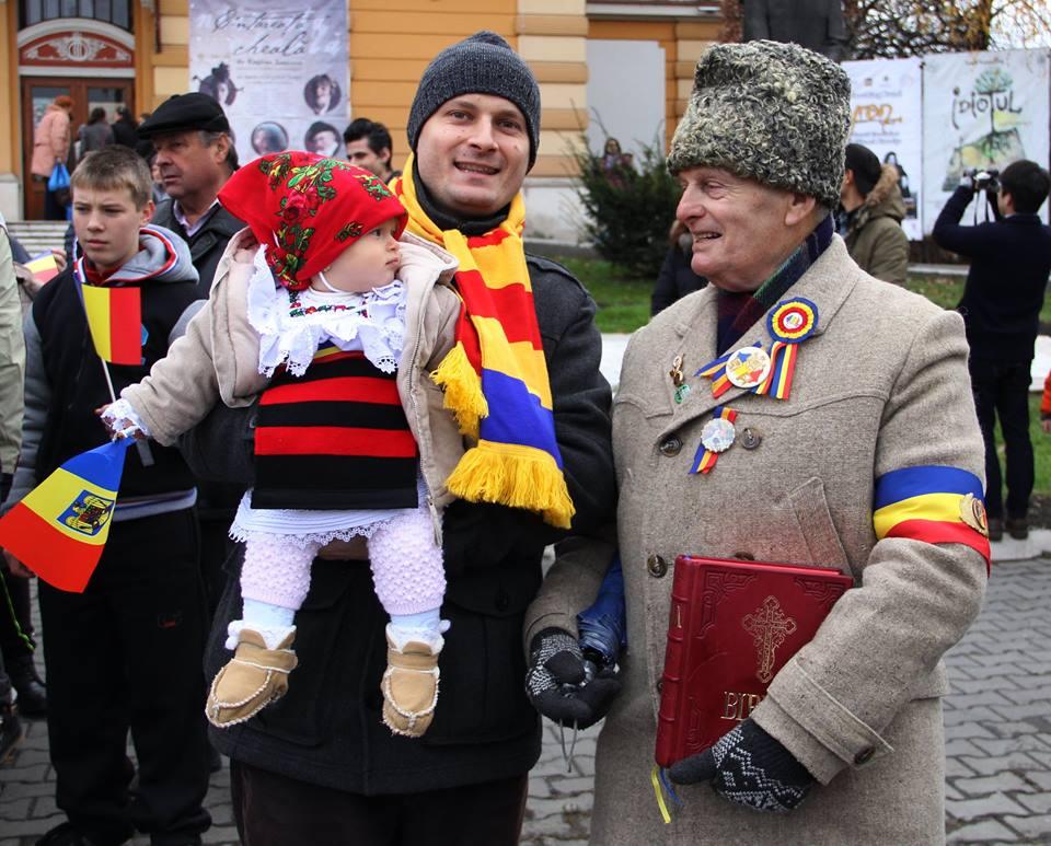 Sandra și Vlad Bârlea,   împreună cu Vasile Chiorean / Foto: Dan Bodea