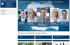 Bosch România a lansat o nouă platformă online de cariere