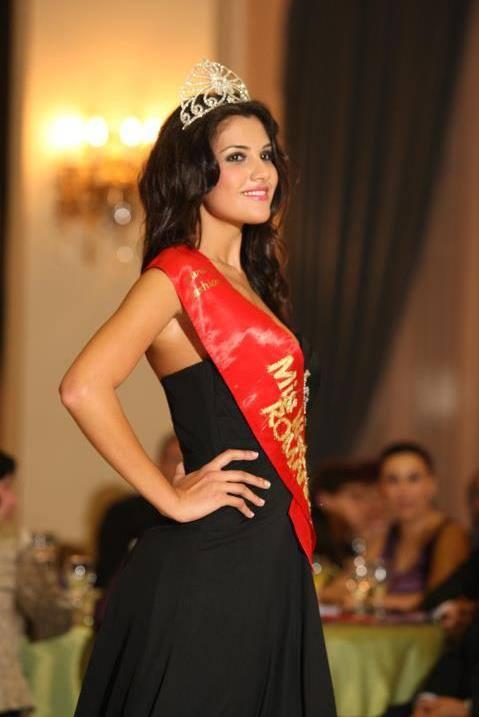 Loredana Salanța,   Miss România în 2009