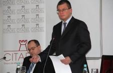 Mihai Răzvan Ungureanu / Foto: Dan Bodea