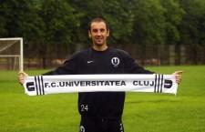 """După ce s-a despărțit de mai mulți jucători în această iarnă, """"U"""" Cluj a făcut și prima achiziție, Boștină fiind numit director sportiv / Foto: Dan Bodea"""
