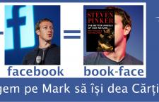 """Campanie inedită: un clujean vrea să îl convingă pe Mark Zuckerberg să își dea """"Cărțile pe față"""""""