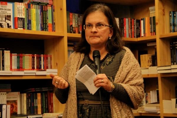 Ioana Bot,   istoric si critic literar/Foto: Dan Bodea