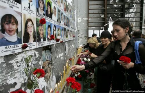 136 de copii au murit la Beslan,   în septembrie 2004