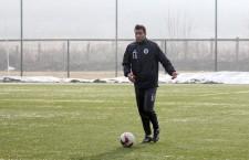 """Daniel Martins a semnat cu """"U"""" un contract valabil până la sfârșitul actualului campionat, cu opțiune de transfer definitiv pentru echipa lui George Ogăraru / Foto: Dan Bodea"""