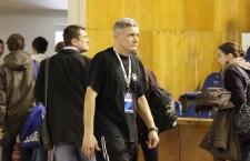 Liviu Jurcă va pregăti echipa masculină de handbal Universitatea Cluj,   în returul actualei ediții de campionat / Foto: Dan Bodea