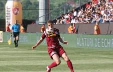 Considerat la un moment dat cel mai mare talent din Gruia,   atacantul Sergiu Bu; a fost ~gonit~ de la CFR,   iar acum este aproape de un transfer ]n Serie A,   la Genoa / Foto: Dan Bodea