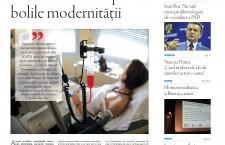 """Nu ratați noul număr al săptămânalului Transilvania Reporter: """"Afaceri profitabile: clinicile private specializate în maladii contemporane"""""""
