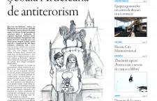 """Nu ratați noul număr din Transilvania Reporter: """"Școala Ardeleană de antiterorism"""""""