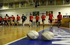 Rugby-ştii de la CS Mănăştur şi-au început pregătirile pentru sezonul 2015 în care îşi propun să evolueze în Divizia Naţională / Foto: Dan Bodea