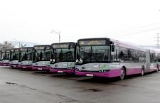 Modificări la programul liniei 8 de autobuze
