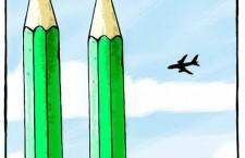 Presa clujeană, solidară cu Charlie Hebdo