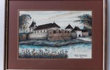 Traseele lui Eminescu prin Transilvania,   într-o expoziţie de grafică la MET