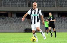 Saşa Stojanovic a prins doar 10 meciuri în tricoul Universităţii Cluj,suficiente pentru a atrage atenţia fostei campioane a Europei, Steaua Roşie Belgrad / Foto: Dan Bodea