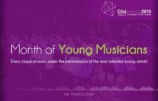 Filarmonica din Cluj lansează proiectul Luna tinerilor artişti