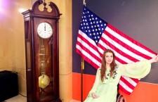 Magda Coman, inițiatoarea conceptului Atipic Beauty a participat pe 15 februarie la New York Fashion Week/ Foto: arhiva personală