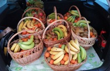 Fructe proaspete pentru angajații companiilor clujene