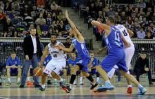Cu victoria, 79-63 cu SCM Univ. Craiova, baschetbaliștii de la U BT Cluj au înclinat spre plus, palmaresul echipelor clujene, gazdă în Sala Polivalentă / foto: Dan Bodea