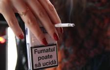 Fumător la 16 ani
