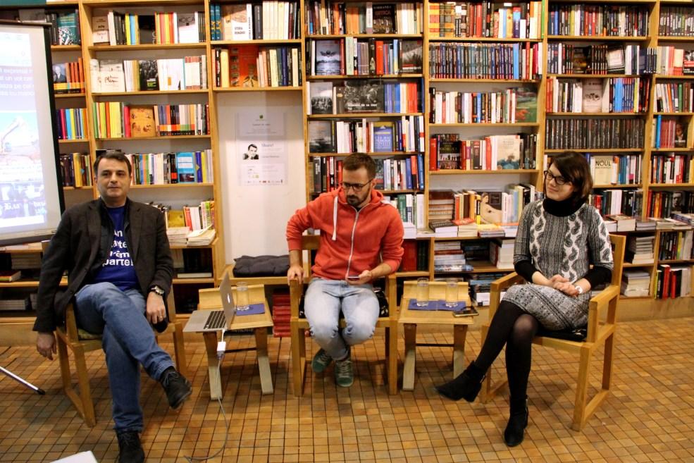Lucian Mândruță,   Adrian Teleșpan,   Cristina Ana Chiș/Foto: Dan Bodea