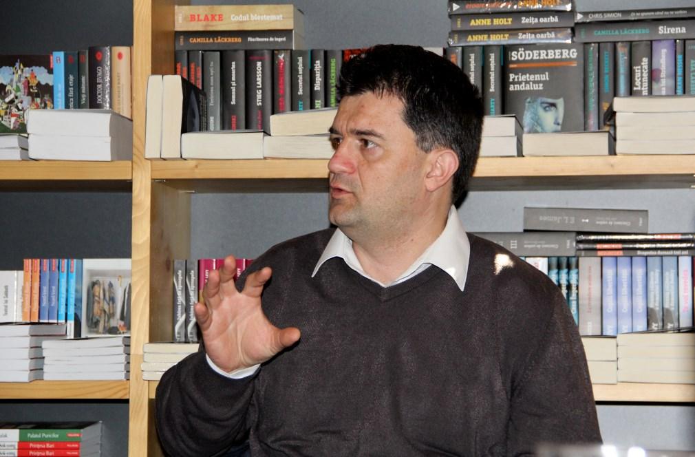 Conf.dr. Alexander Baumgarten/Foto: Dan Bodea