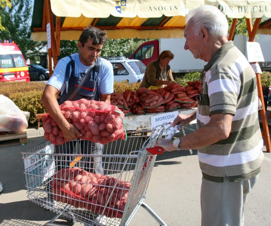Cartofi de Râșca / Foto: Dan Bodea