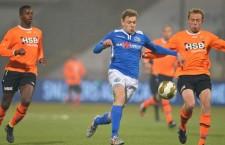 Căpitanul lui FC Den Bosch,   Benjamin van den Broek (foto,   în albastru) este ultima achiziţie a Universităţii Cluj