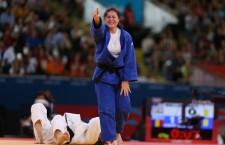 Corina Căprioriu a obţinut în Austria prima medalie din 2015