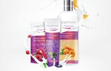 Beneficiile fructelor asupra frumuseții,   în noua gamă  Gerovital Happiness (P)