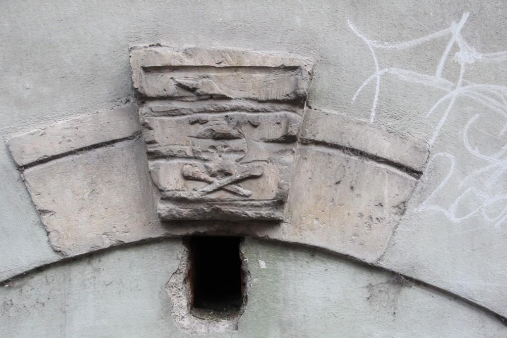 Detalii Biserica Franciscană, Piața Muzeului, Cluj -Napoca / Foto: Dan Bodea