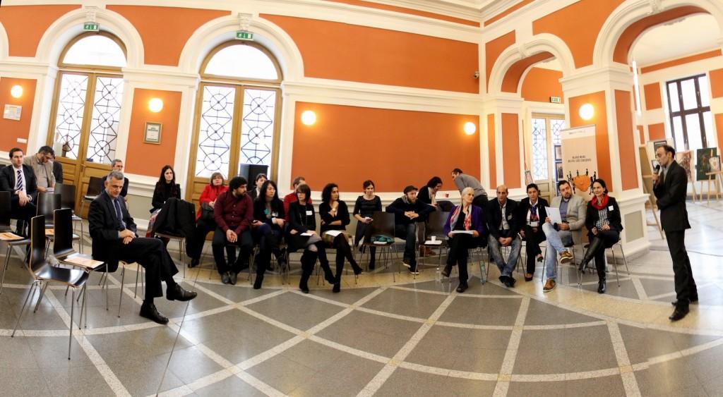Lansarea proiectului Pata-Cluj / Foto: Dan Bodea