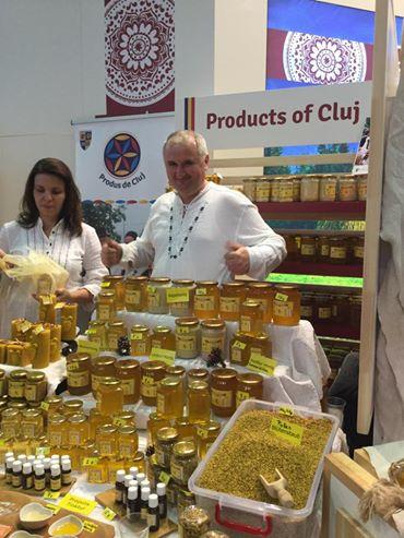 Gabriel Sătmar,   producător de miere