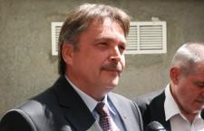 Laszlo Attila ,   președinte UDMR Cluj,   fost viceprimar al orașului