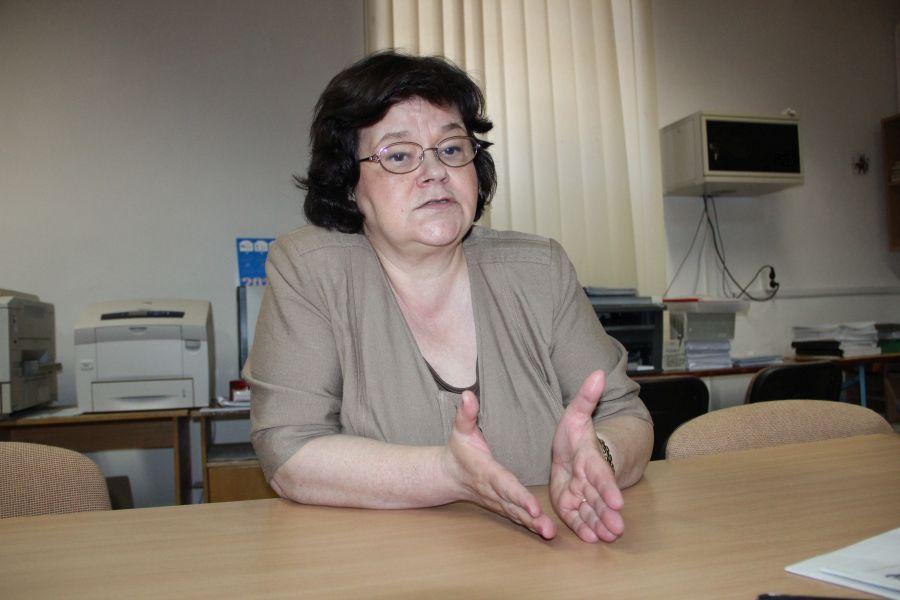 Prof. univ. dr. Mihaela Toader/Foto arhivă: Dan Bodea