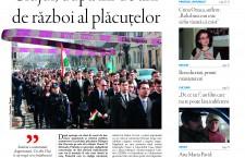 """Nu ratați noul număr din Transilvania Reporter: """"Clujul, după 22 de ani de război al plăcuțelor"""""""