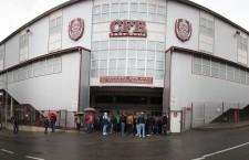 Miercuri,   clubul de fotbal CFR Cluj a intrat în insolvență și a căyut pe ultimul loc în Liga 1,   după ce a fost penalizată cu 24 de puncte / Foto: Dan Bodea
