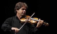 Vioara lui George Enescu cântă pentru copiii bolnavi