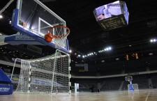 Sala Ploivalentă Cluj va fi în proporţie de 90% gazda europenelor de gimanstică din 2017 / Foto: Dan Bodea