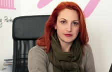 Renate Roca -Rozenberg,   specialist branding şi PR