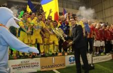 Echipa națională de minifotbal a României a învins India cu 21-0 la meciul de debut de la Campionatul Mondial din SUA