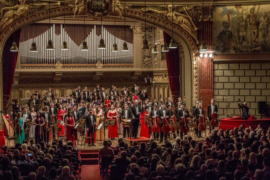 Orchestra Națională de Tineret a României