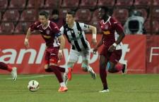 """""""U"""" Cluj a dominat prima manşă a semifinalei cu CFR,   dar tabela a rămas înţepenită la scorul de 0-0 / Foto: Dan Bodea"""