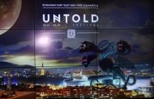 Untold Festival are concept creativ: Un balaur cu trei capete și alte personaje de basm