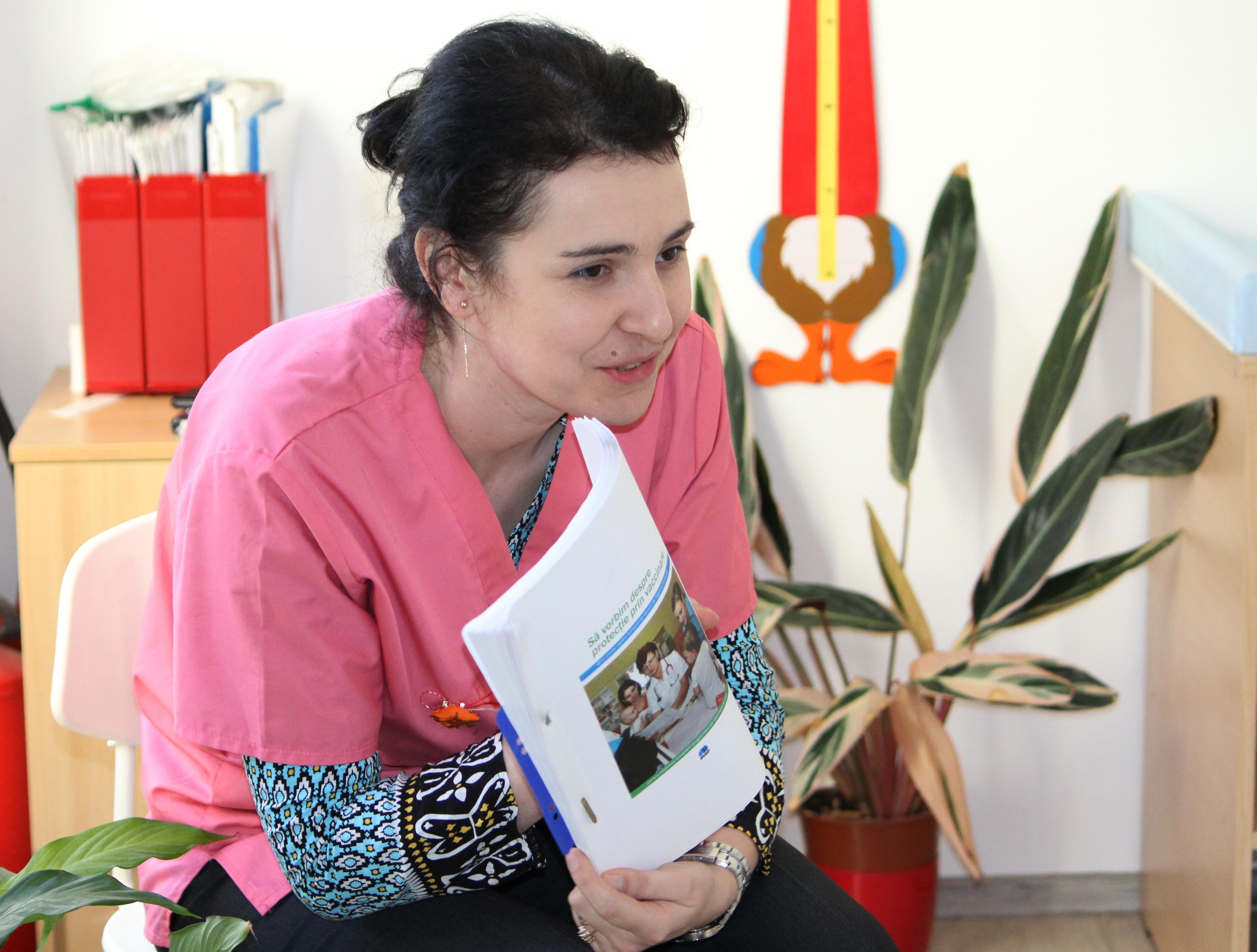 Daniela Văideanu / Foto: Dan Bodea