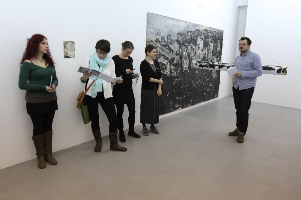 Galeria Baril/Foto: Dan Bodea