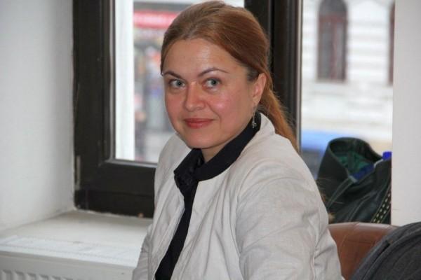 Mihaela Ursa/Foto: Dan Bodea